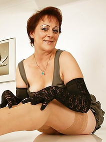 european women; fingered; housewives; masturbation; solo; stockings;