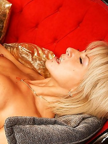 blonde women; blowjob; busty; couple; fucking; hardcore; housewives; interracial; shaved pussy; stockings;