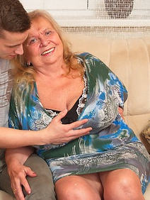 busty; chubby; couple; fucking; grannies; redhead; toys;