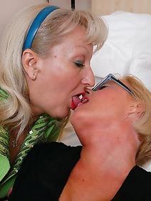 ass licking; blonde women; group sex; lesbians; pussy licking; threesome;
